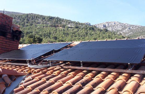 Solarne dizalice topline za grijanje tople sanitarne vode