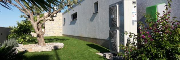 Završen projekat luksuznih vila u Okrugu Gornjem na otoku Čiovo