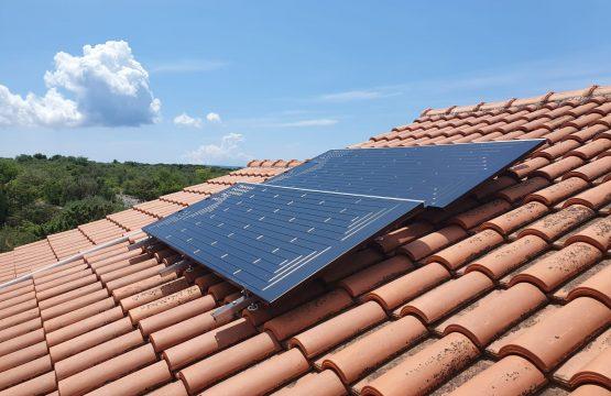 Energie solarni sustavi